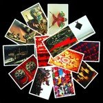 1 PC Chinese Traditional Culture Postcard Take You to Experience the 5000 Years History of Chinese Traditional Culture(Style Assorted)