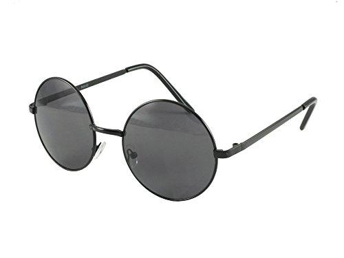 Oversize noir de Eyewear Lennon Noir soleil Lunettes Revive Style 4XHEwq48