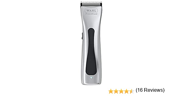 Wahl Lithium Ion Beret Trimmer Hair Trimmer: Amazon.es: Belleza