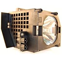 Hitachi 60VS810 rear projector TV lamp with housing replacement lamp