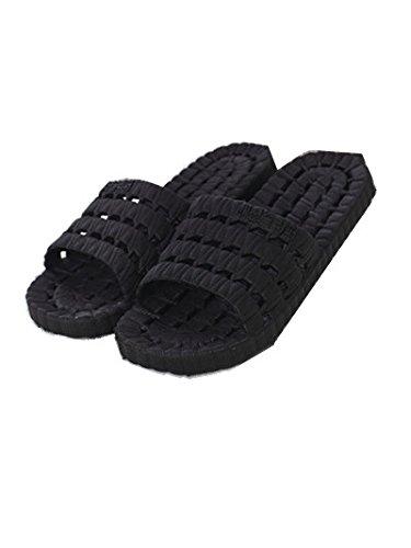 SYF - Zapatillas Bajas adultos unisex negro