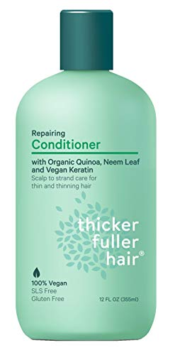 Buy products for thicker fuller hair