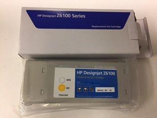 DPIブランドOEM Alternativeインクカートリッジfor Hewlett Packard c9469 a ( HP 91 )イエロー775 ml。c9469 a B071RMFLWG