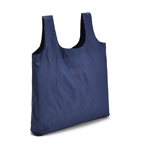 LNC® Umweltfreundliche Tragetasche Shopping Bag Handtasche, Nylon, 18,9 x 16,7 Inch