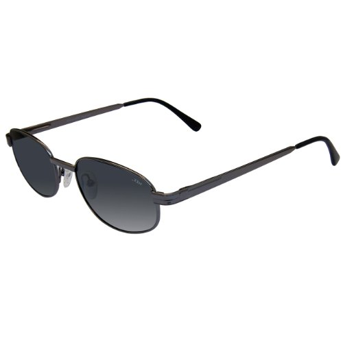 Xezo Airman Titanium Alloy Polarized Sunglasses. UV 400 PC Lenses. Aviator - Lenses Be Replaced Can Oakley