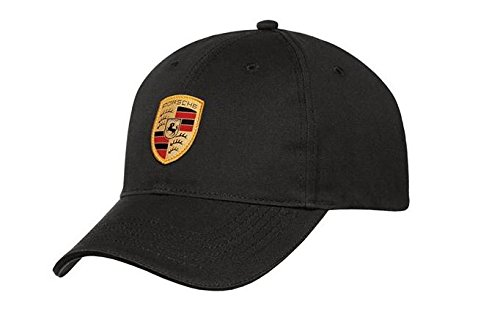 Porsche Flex-fit Crest Cap, Officially Licensed