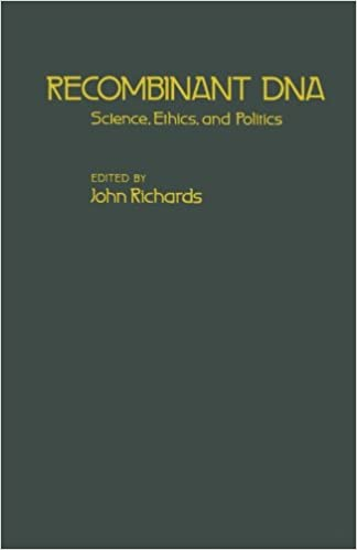 Recombinant DNA. Science, Ethics and Politics
