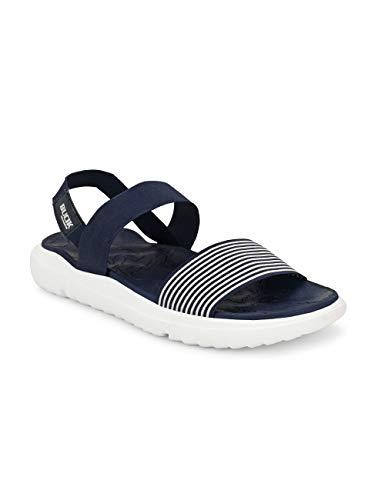 BUCIK Mens AIR MESH Blue Sandals – BCK4072-BLUE