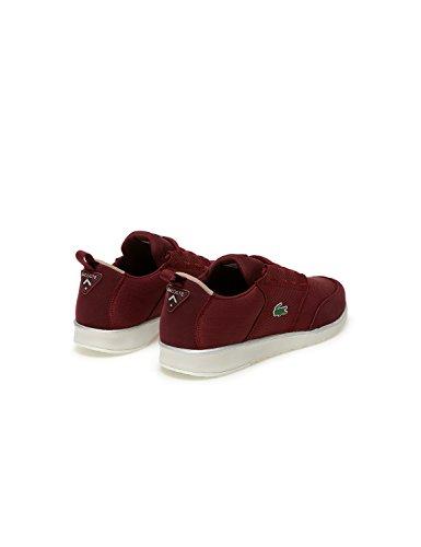 Lacoste L.Ight 118 1 Spm, Sneaker Uomo rosso