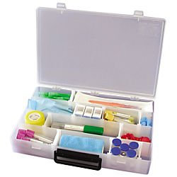 Unimed Infinite Divider Box with Handle, 9 1/2