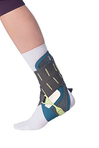OPED VACOtalus Ankle Brace for sprains, Achilles Injuries, Support, Tendon Injuries