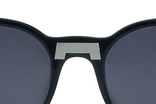 Vintage Pantos modelo unisex gafas de sol Mustache esseduesunglasses negro qwvBX