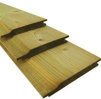 Nut Und Feder Bretter Fichtenholz Imprägniert 19x145x420cm Amazon