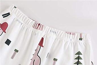 Nina Goso Pijama Para Ninas Con Estampado De Dibujos Animados Y Pantalones Largos Ropa De Noche Para Ninos De 8 9 10 11 12 13 14 Anos Ropa Brandknewmag Com