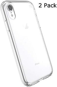 TGH (2IXR) Pack de 2 Fundas Compatible con iPhone XR de Silicona Efecto Cristal: Amazon.es: Electrónica