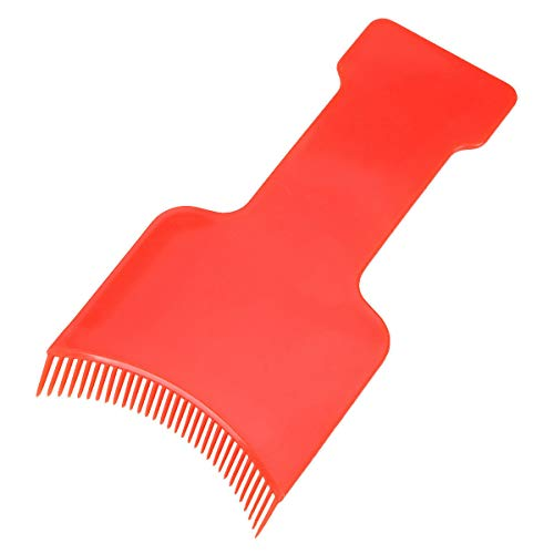 Professional Hairdressing Hair Dye Color Bowl Color Brush Tint Tools | Color - Red