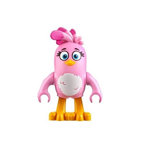 LEGO The Angry Birds Movie Minifigure - Stella Pink Bird