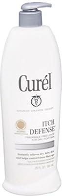 Curel Itch Defense Skin Balancing Moisture Lotion 20 oz