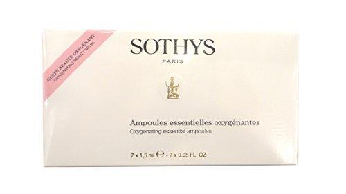 SOTHYS Oxygenating Essential Ampoules (7 Ampoules x 1.5 m...