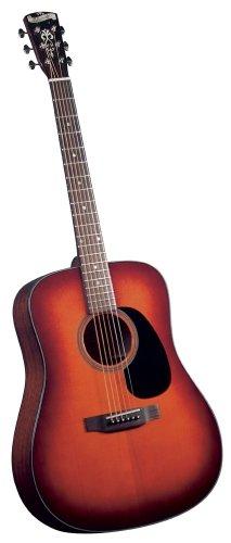 Blueridge BR-40AS Contemporary Craftsman Series Dreadnought Guitar ()