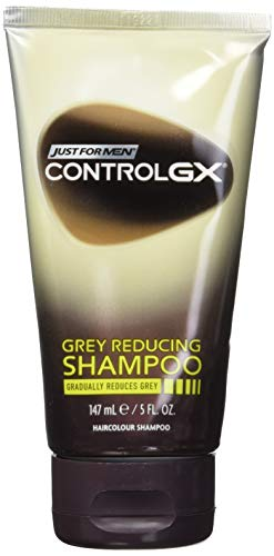 Just For Men Control Gx 5 Ounce Shampoo Grey Reducing Boxed (147 Milliliter)