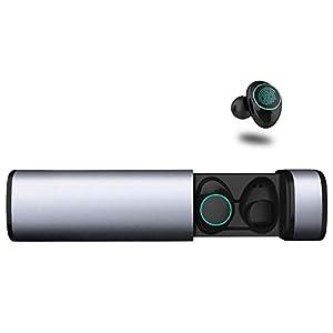 Risparmia 50% Arbily Auricolari Wireless Cuffie Bluetooth 5.0 Mini Cuffie in Ear con Scatola Ricarica Auricolare Stereo… 3 spesavip