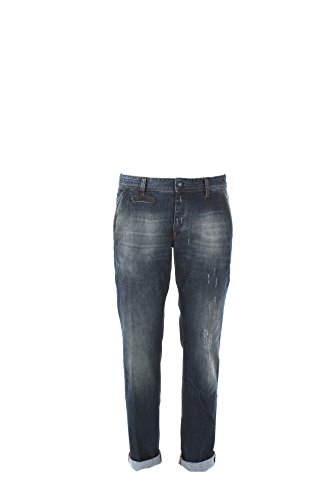 Jeans Uomo At.p.co 30 Denim A141brad01 Marinad 1/7 Primavera Estate 2017