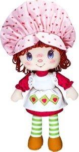 Strawberry Shortcake Retro Soft Doll (Strawberry Shortcake Soft Doll)
