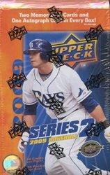 Upper Deck Bb (1 (One) Pack - 2009 Upper Deck Baseball Cards Series 2 Sealed Hobby JUMBO Pack Lot (1 Pack - 20 Cards/Pack))