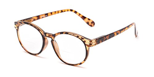 Readers.com | The Actor Bifocal Round Stylish Mens & Womens Full Frame Reading Glasses