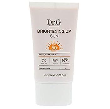 Dr G Brightening up Sun Cream