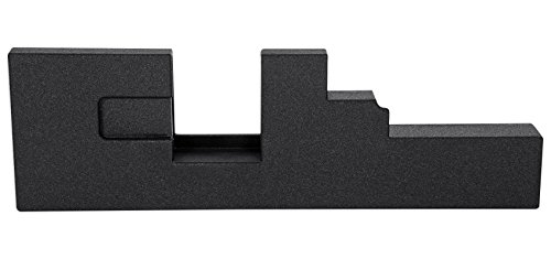 Q Power QBFORD09F350110 Single 10'' Vented Subwoofer Enclosure for 2000-2016 Ford F-250/F-350/F-450 Super Duty Trucks by Rockville (Image #3)