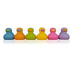 K'S Kids Baby Care-K'S Kids Baby Bathing Bath 6 Duck Set Baby Toys by K'S Kids Baby Care