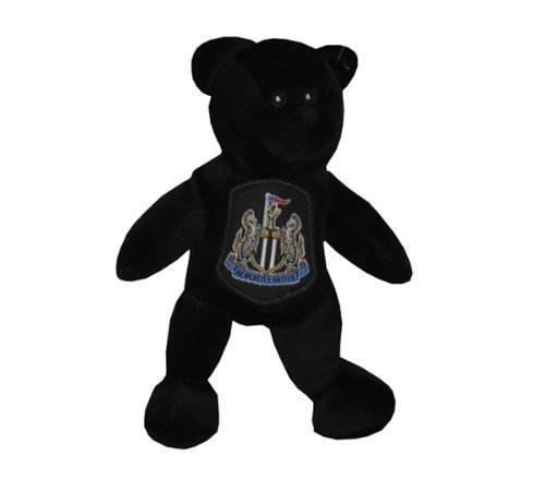 New Official Football Team SOLID Mini Bear (Newcastle FC) by Official Football Merchandise