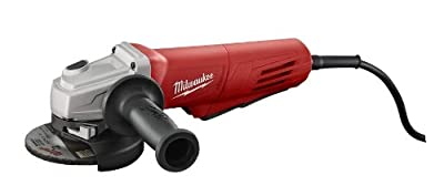 Milwaukee 6147-31 4-1/2-Inch Small Angle Grinder Paddle, No-Lock On