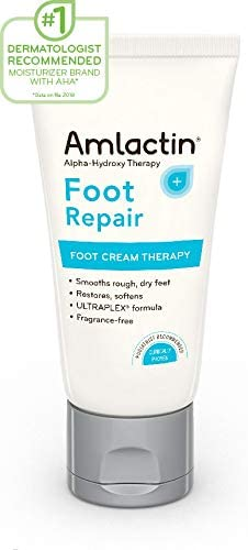 AmLactin Foot Cream Therapy 3 oz, Pack of 2