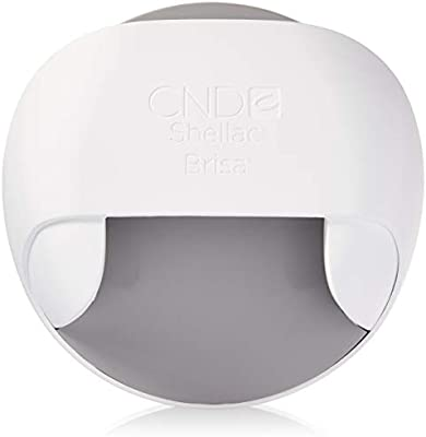 CND Shellac New Led Lamp Nail Dryers