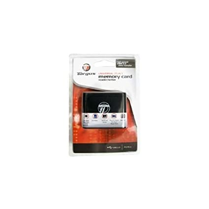 Amazon.com : Targus 32-in-1 USB 2.0 Flash Memory Card Reader TGR