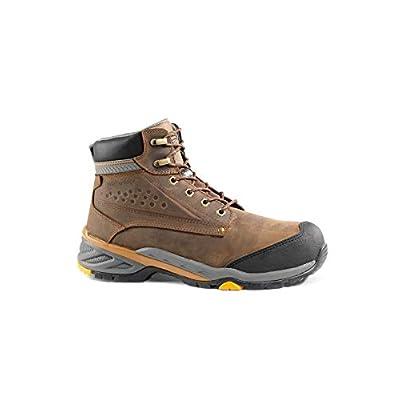 Kodiak Men's Crusade 6 Inch Composite Toe Hiker Work Shoe | Industrial & Construction Boots