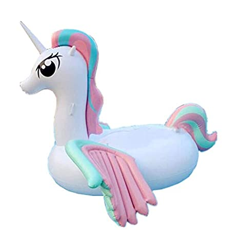 ATYMD Flotador Inflable Piscina Inflable Gigante Pony Piscina ...