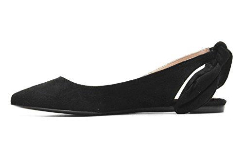 11sunshop - Sandalias de Vestir de Otra Piel Mujer negro