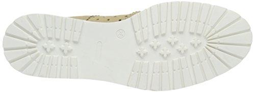 Esprit Crissy Lace Up, Zapatos de Cordones Derby para Mujer Beige (cream Beige 295)