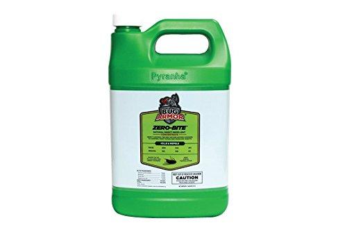 Pyranha 001ZEROG 068263 Zero-Bite Natural Insect Repellent, 1 (Pyranha Fly Control)