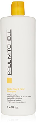 Paul Mitchell Baby Don't Cry Shampoo, 33.8 oz.