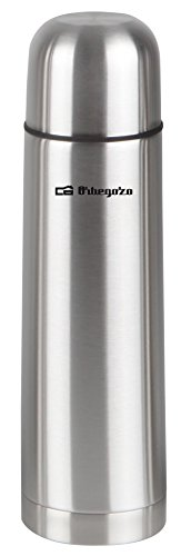 Orbegozo Termo liquido, INOX, 500 ml, Acero Inoxid