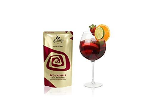 &Stirred Cocktail Mix Sangria - 3 Packs, Truly Spanish Recipe I Pro Bartender Like Mocktails and Drinks (B088PW455J) Amazon Price History, Amazon Price Tracker