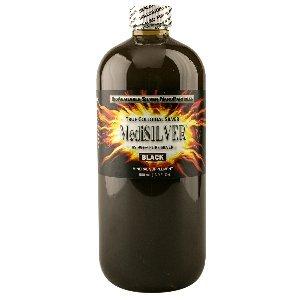 MediSILVER BLACK (20 ppm 99.99+% Pure Bioavailable Colloidal Silver) - 500 mL (16.9 Fl Oz) ()