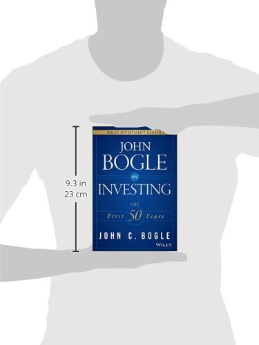 31asLOSIpVL - John Bogle on Investing: The First 50 Years (Wiley Investment Classics)