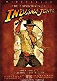 Indiana Jones Complete DVD Colleciton 3 Movies + Bonus