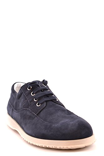 Hogan Sneakers Donna MCBI148123O Camoscio Blu